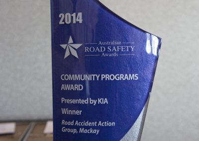 Community Award - RAAG