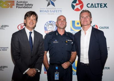 Minister, Police & David